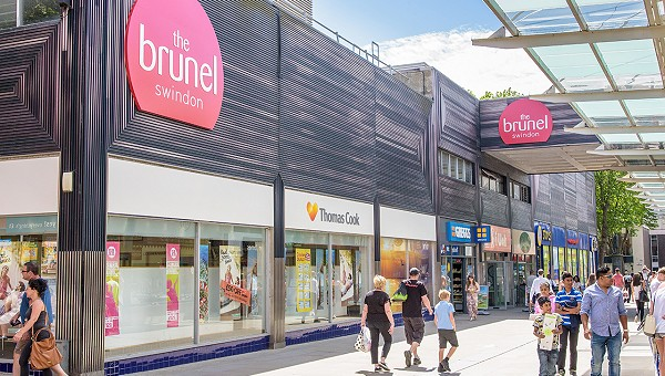 FI Real Estate appoint 3SIXTY to prepare Preventative Planned Maintenance Strategy on Brunel Shopping Centre, Swindon.