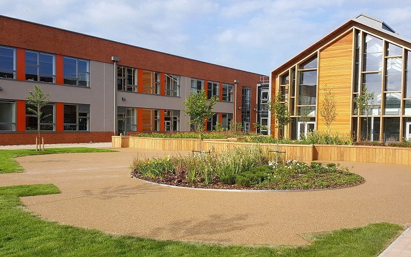 Bohunt Secondary School, Wokingham – Flood reinstatement Works. Project Management Services.