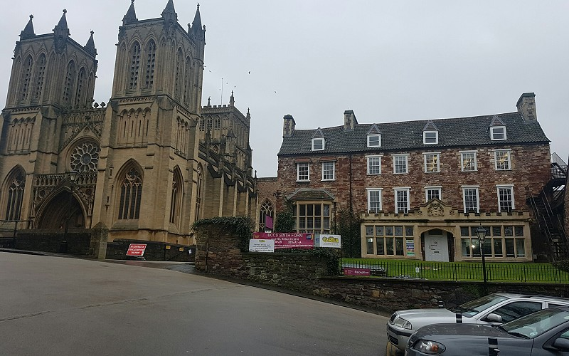 Bristol Cathedral Choir School, Bristol – Major Loss Flood reinstatement. Project Management & Lead Consultant Services.