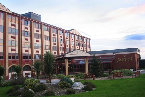 Marriott International, Swansea Bay – Major Loss Storm Damage. Project Management Services.
